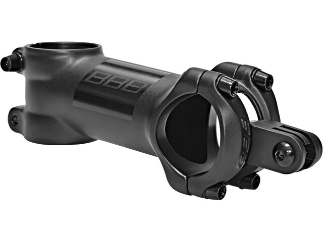 BBB Rider +/-7D BHS-09 Potence Ø31,8mm, black